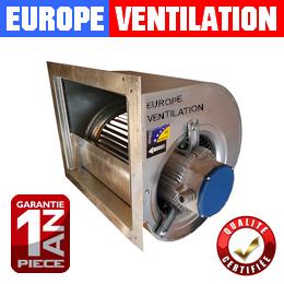Europe Ventilation Moteur Hotte Professionnelle